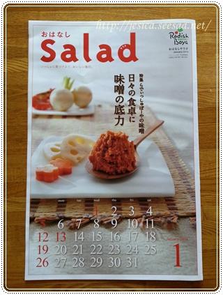 らでぃっしゅぼーやのおはなしsalad(サラダ)